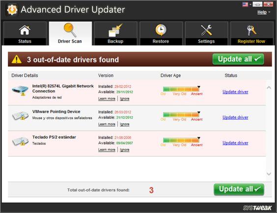 advanced driver updater serial number keygen