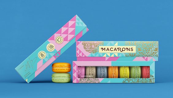 Mixville | Sweets on Behance