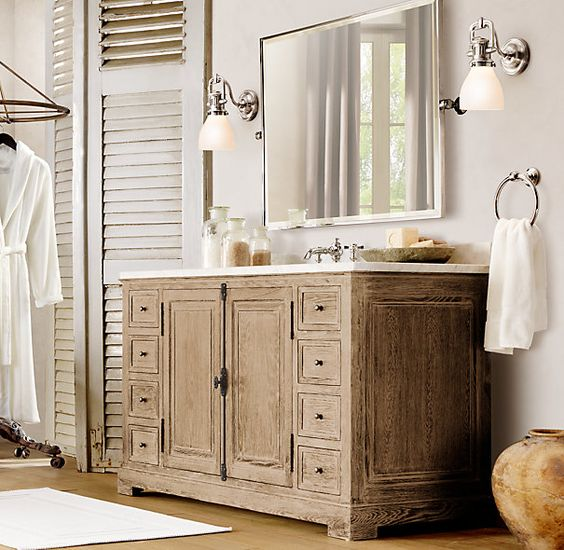 restoration hardware bathroom cabinet restoration hardware style bathroom vanities restoration 20207