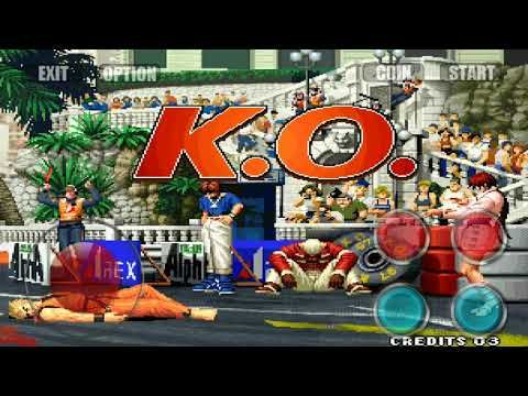 King Of Fighters 97 Perfect Edition With 3rd Member Orochi King