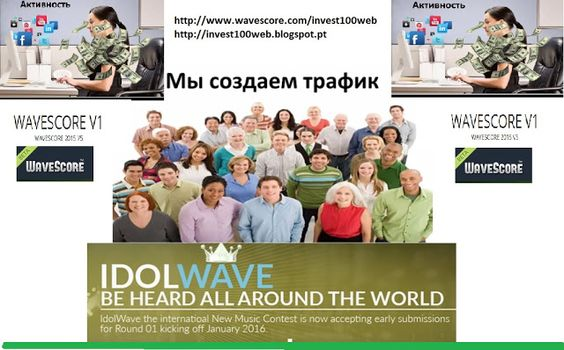 Invest100 WebNOW! http://www.wavescore.com/invest100web