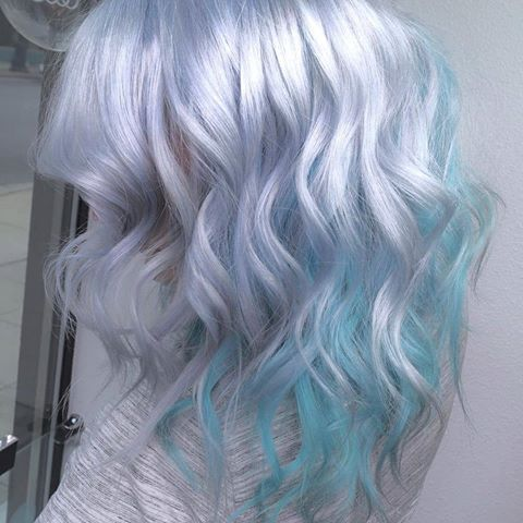 Fashion Nubile Fashion Nubile Instagram Photos And Videos In 2020 Ombre Hair Color Silver Hair Color Hair Styles