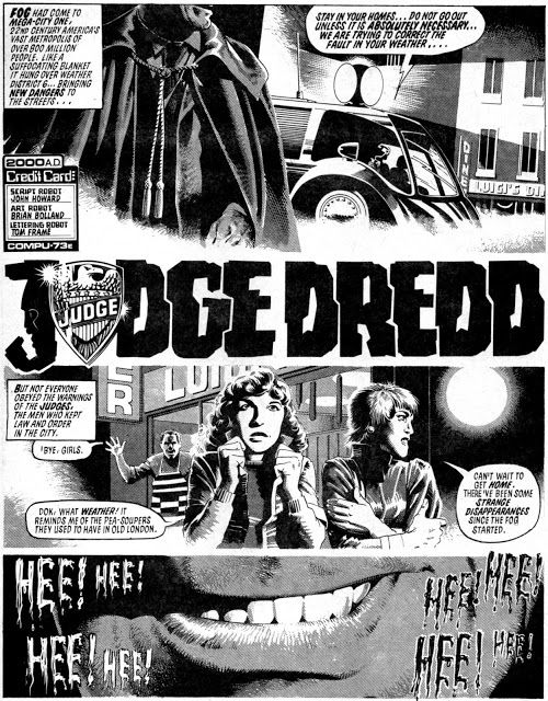 Part Two Of 2000 A.D. Cover (& Image) Gallery...