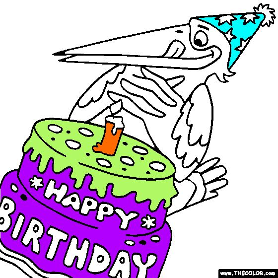 free birthday coloring pages color in this picture of a frosted birthday cake and say happy birthday to a friend or family member with our library of