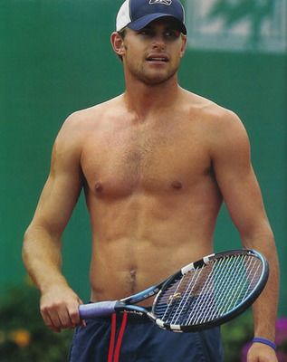 Andy Roddick - tennis player