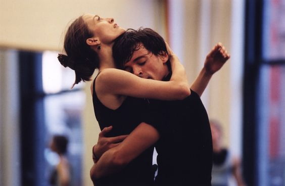 I always loved this pic by Rosalie O'Connor of Julie Kent and Angel Corella in rehearsal (ABT: Image Gallery)