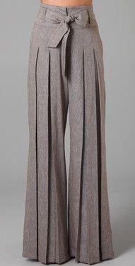 Pants-Skirt