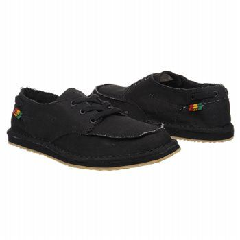 Reef Deckhand 3 Shoes (Rasta) - Men's Shoes - 13.0 M