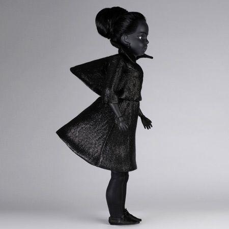 Black Hole Doll by Viktor & Rolf at Studio Job Gallery