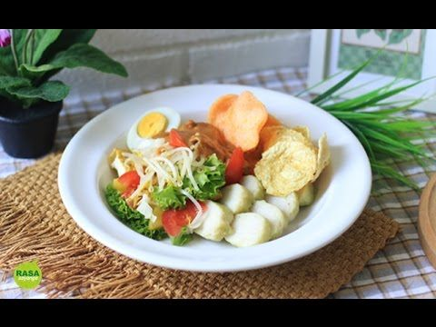 Rasa Sayange Gado Gado Siram Surabaya Youtube Resep Masakan Indonesia Makanan Dan Minuman Ide Makanan