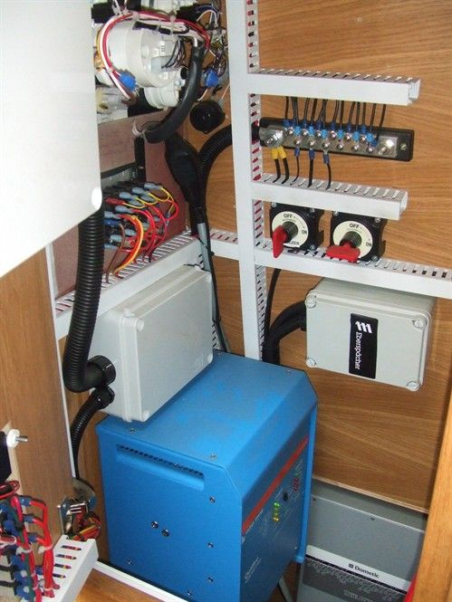 Electrical Installation Electricity Electrical Installation Boat Wiring
