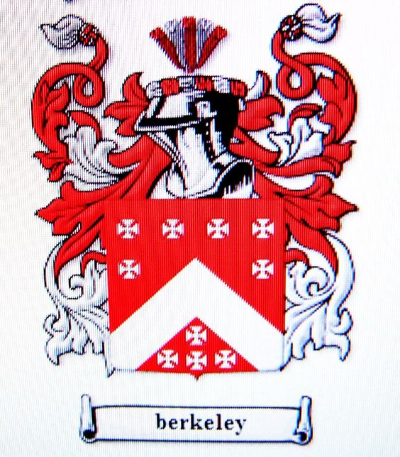 Arms of Berkeley