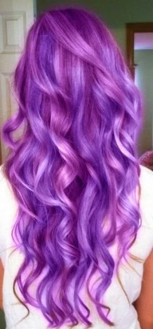 I don't even really like purple, but this is beautiful ^_^