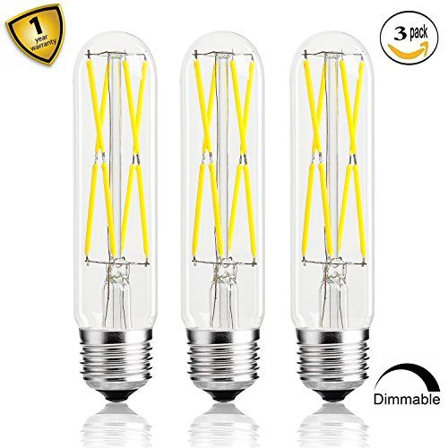 Lohas A21 Led Light Bulb 150w 200w Incandescent Bulb Equivalent 23w Led Bulb 2500 Lumens Daylight White 5000k E26 Medium Screw Base Led Lamp Home Decor L Filament Bulb Lighting Led Light
