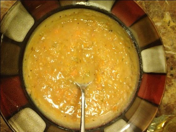 how to cook soup in power presser cooker