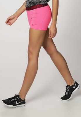 Tights - hyper pink