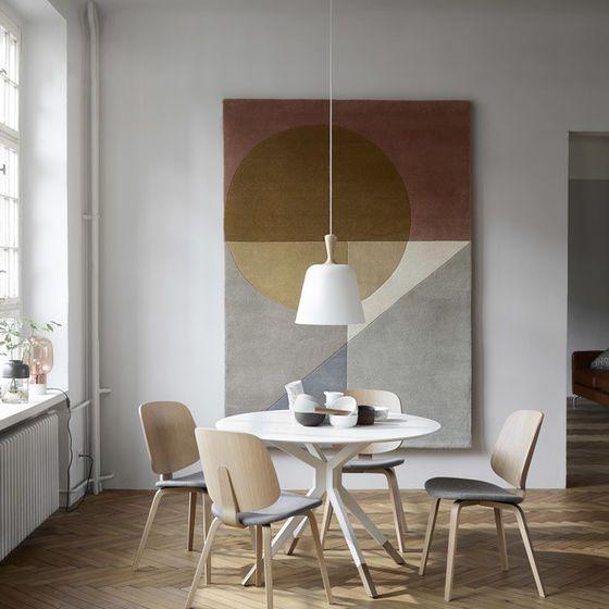 Uitschuifbare Eetkamertafels Billund Tafel Dining Table Design Round Dining Table Dining Room Design