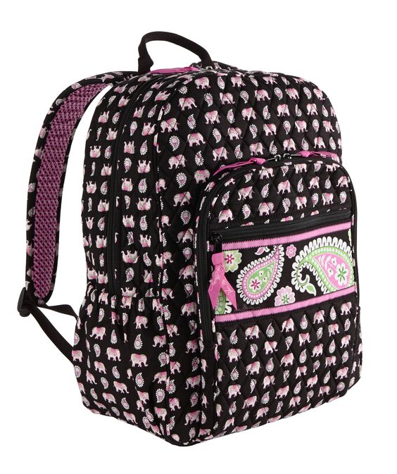 Campus Backpack in Pink Elephants: arriving online and in stores ...