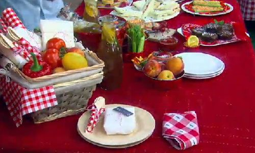 Marie - Tips & Products - Danielle Rollins Perfect Picnic Checklist | Hallmark Channel