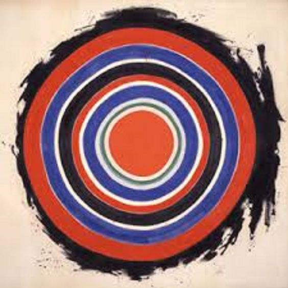Kenneth Noland 1924-2010