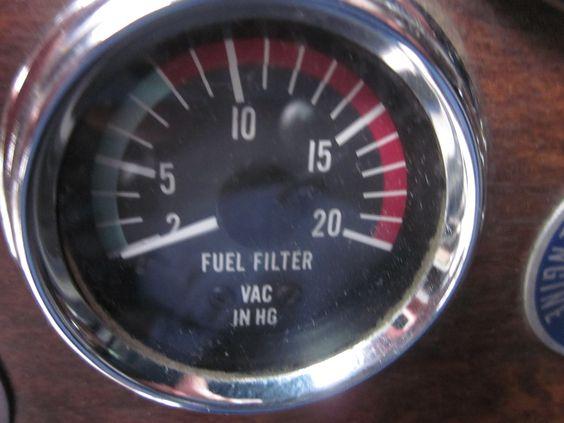 Engine Gauges Fuel Filter Flow 2 Measures Blockage Rhpinterest: Peterbilt Fuel Filter Gauge At Elf-jo.com