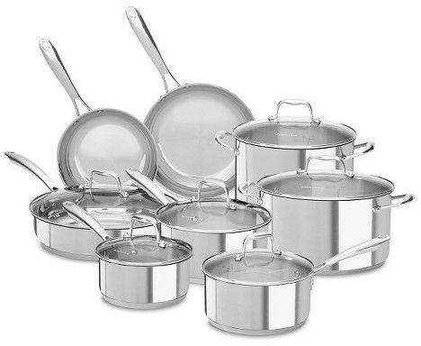 Image result for stainless steel cookware pinterest