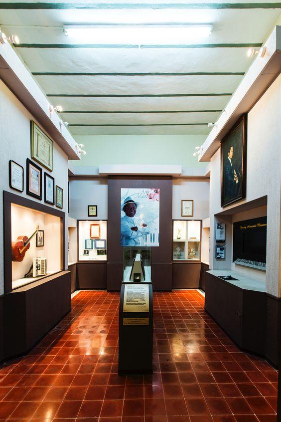 Museos modernos mas visitados de México