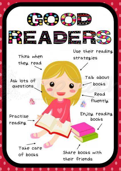 Cómo identificar buenos lectores