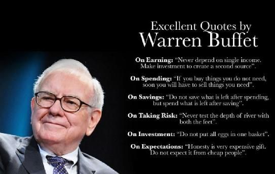Warren Buffett Success Quotes Thoughts Images Wallpapers Pictures Photos Jpg Open Real Account And Win Profits Easy Motivational Quotes For Students