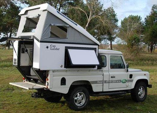 Truck Camper Of The Day DefineYourRoad
