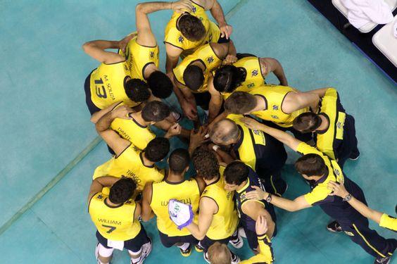 2014 Seleção Brasileira Masculina de Vôlei conquistou a sua terceira vitória na competição