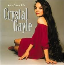 Crystal Gayle Loved Everything About Her Except For Her Gross Hair Long Hair Styles Beautiful Long Hair Crystal Gayle Hair