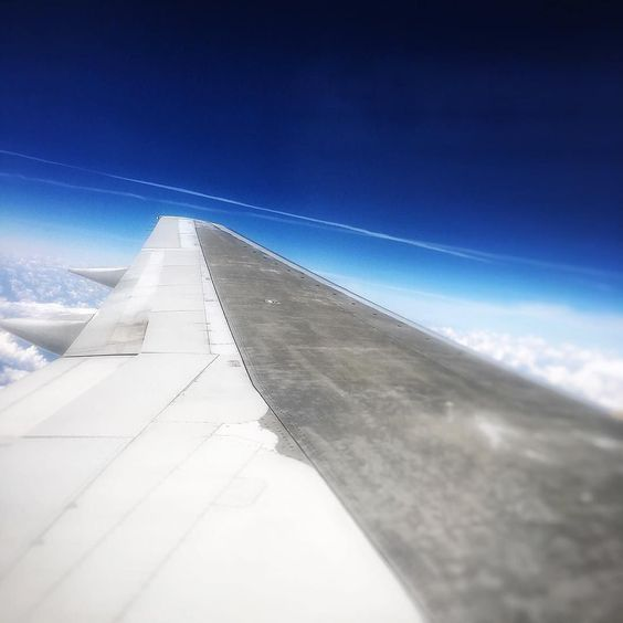Wing tipped. Looking out heading north. #flying #flight #snapseed #iphonephotography #iphonephoto #sky #clouds #adhd #myadhdmind