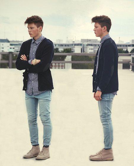 Clarks E Jeans