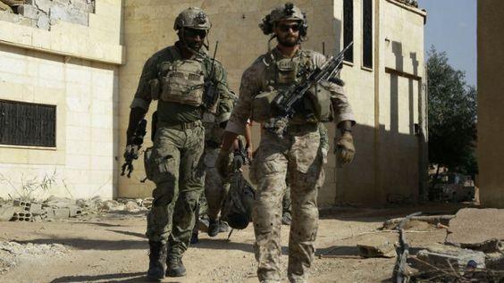 Syrie : des forces spéciales américaines déployées en appui des forces turques