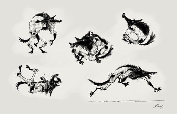 Wolfman by Kurt M Andersen Wolfman! Pinterest - k amp uuml che landhaus modern