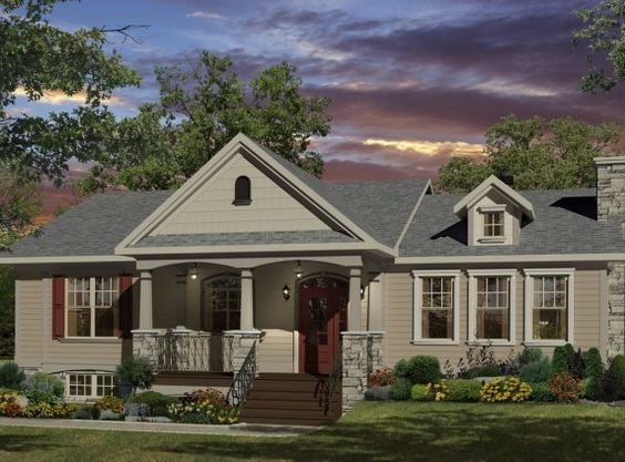 Pre-engineered home; Jordan by Bonneville Change the master ...