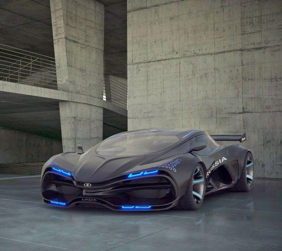 lada raven concept car 2013 максимальная скорость