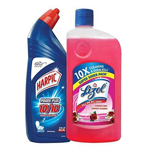 Lizol Disinfectant Surface Floor Cleaner Floral 975 Https Www Amazon In Dp B076zhcjkq Ref Cm Sw R Pi Dp U X 9oum Floor Cleaner Harpic Toilet Cleaner