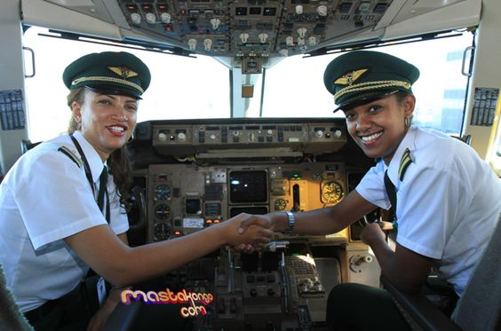 Will you board Ethiopian Airlines All-Women Operated Flight?