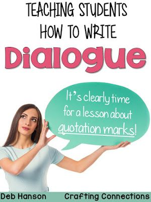teacher student dialogue essay Mastering the composing process of an essay assists students in developing   the essay is submitted to the teacher for assessment when each team fin-   quips, or dialogue to pair with interesting images, cartoons, and/or photographs.