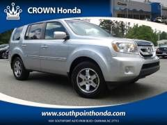 2010 Honda Pilot Touring w/Navi SUV - Crown Honda of Southpoint: https://www.southpointhonda.com/used-inventory/index.htm