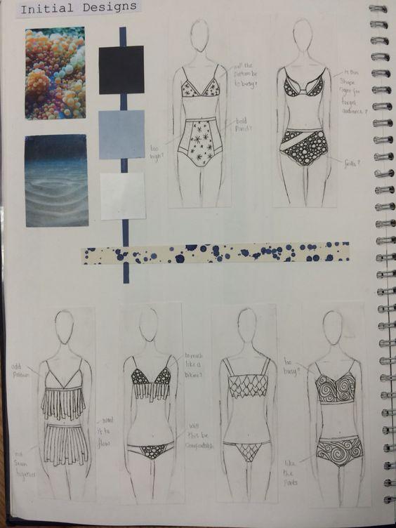 2nd year design development Yasmin Curry Sunderland University