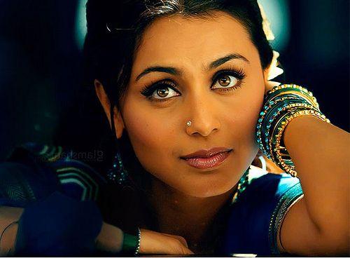 My favorite Bollywood actress, Rani Mukerji