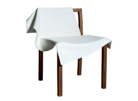 Cadeira Toga, da israelense Reut Rosenberg