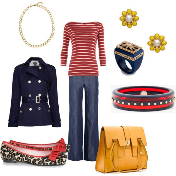 American Girl, created by christina1969 on Polyvore