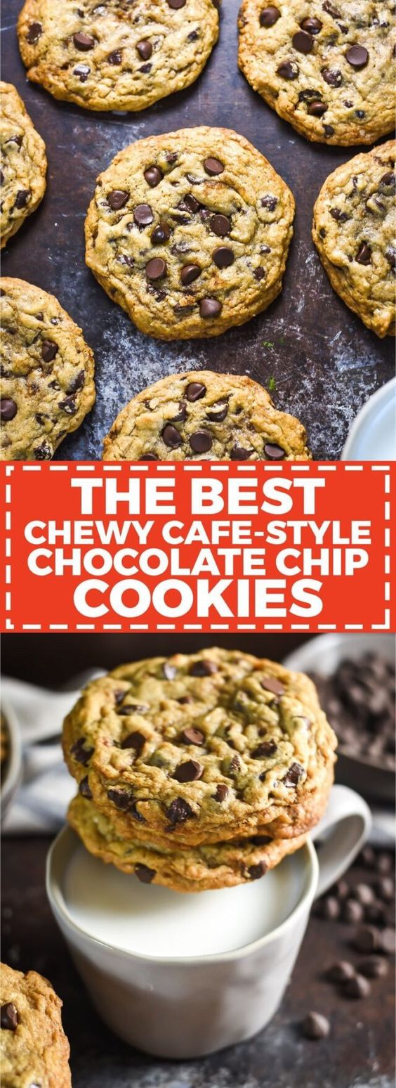 12 Chocolate Chip Cookie Recipes: Simple and Delicious - My Best Home Life | Food, DIY, Health, Design