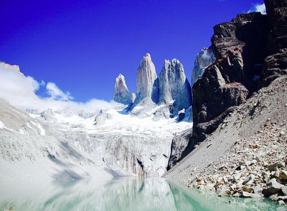 It's Summer O'Clock | de natuurpracht van Patagonië