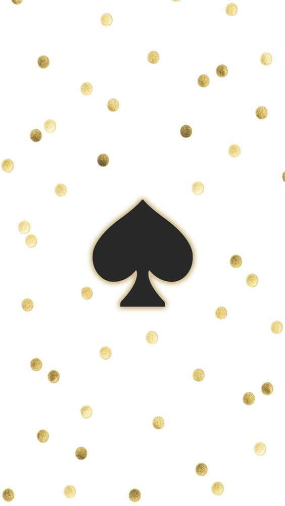 Kate spade gold iPhone Wallpaper Background | Wallpaper ...