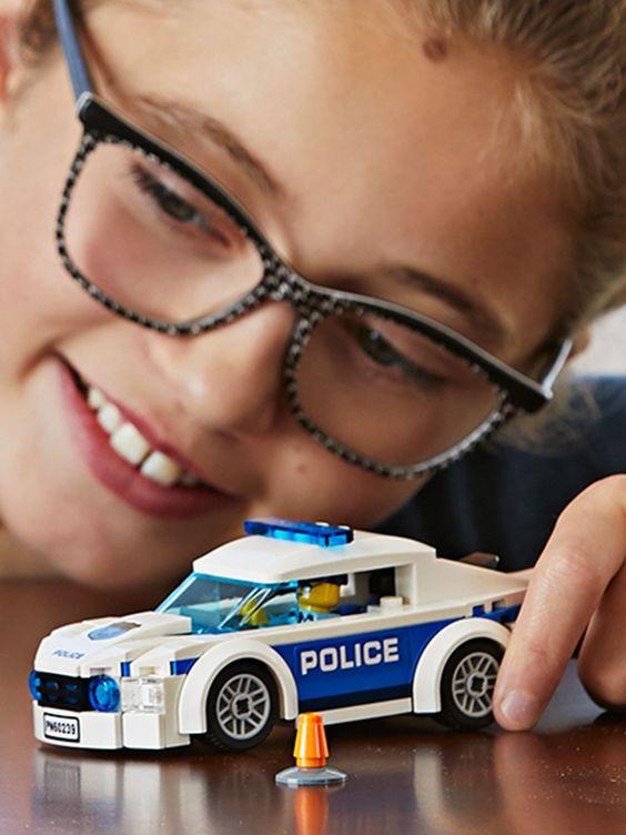 Lego City 60239 Police Patrol Car Lego City Police Patrol Lego